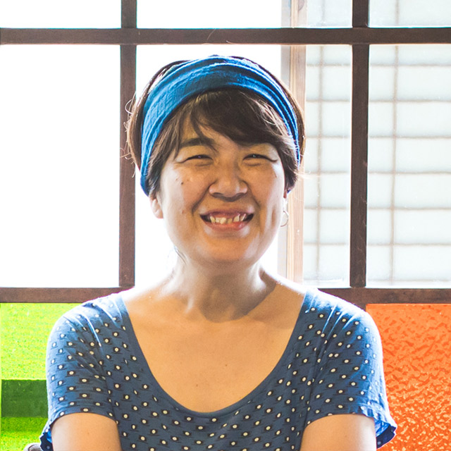 Owner Yumi Fujiwara