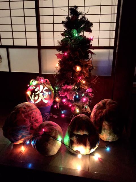 古民家カフェでクリスマスディナーを楽しみませんか?