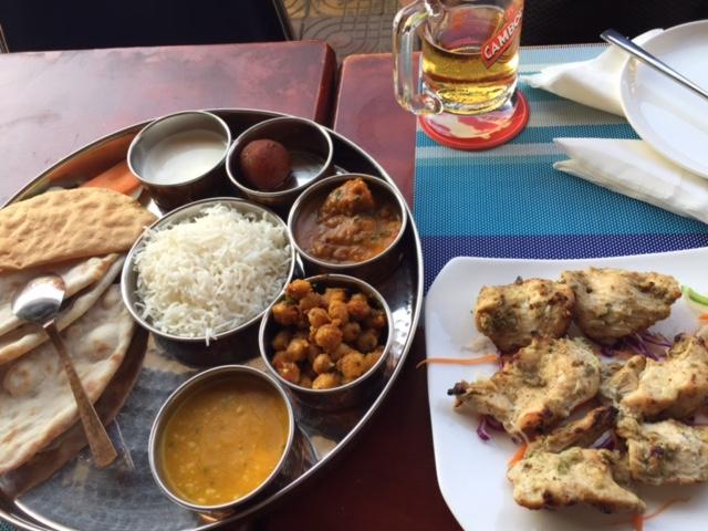 インド料理、イスラエル料理、韓国料理など、本当に何でもあり