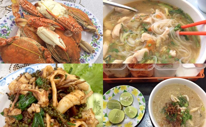 冬の寒さから逃れてカンボジアで料理を堪能してきました。